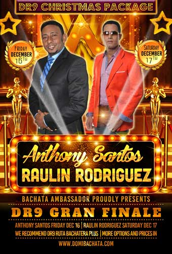 Anthony Santos and Raulin Rodriguez